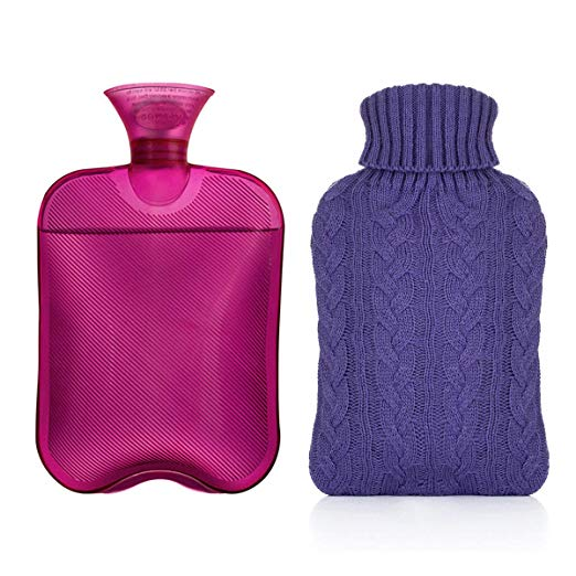 Hot water bottles make great gifts