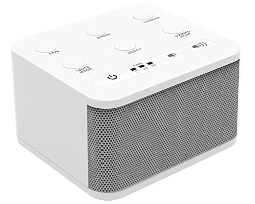 insomniac gifts white noise machine