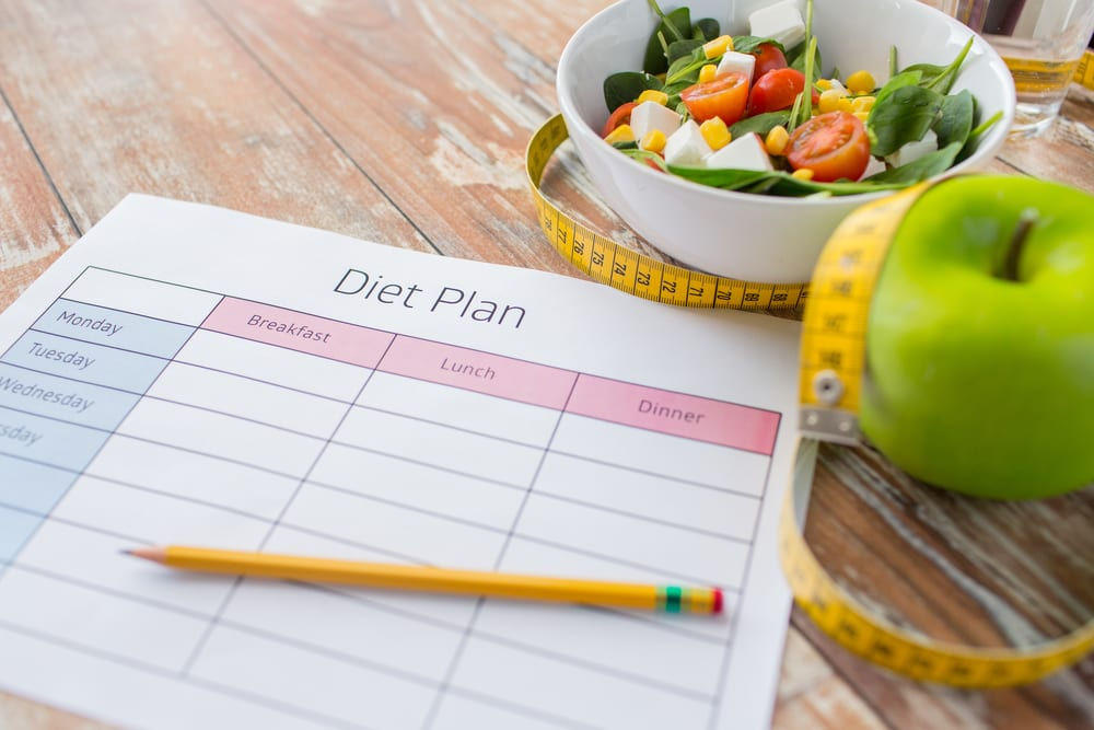 intermittent fasting diet plan with fruits and veggies