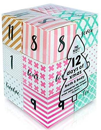 mad beauty cube beauty advent calendars