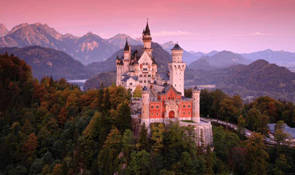 The World's Most Impressive Castles Will Leave You Speechless