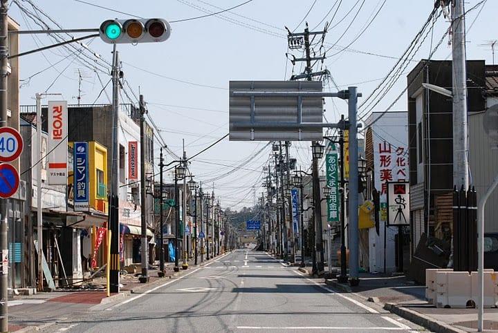 namie fukushima japan ghost towns