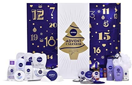 nivea beauty advent calendars