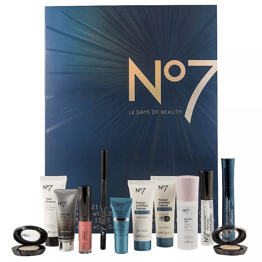 no7 beauty advent calendar beauty advent calendars