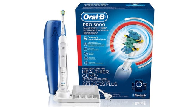 Oral-B Pro 5000 SmartSeries Toothbrush Review