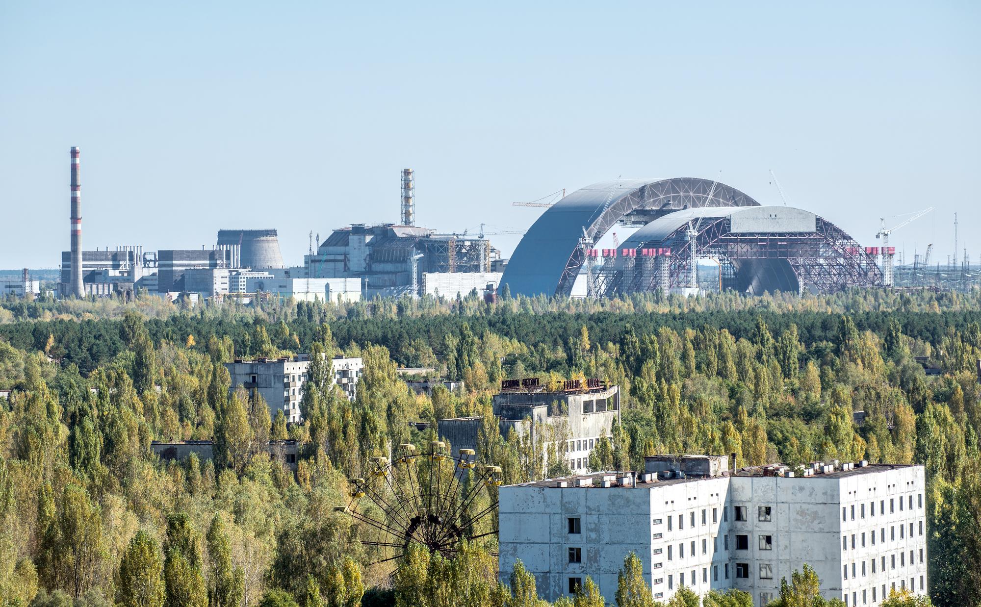 Pripyat town ukraine ghost towns