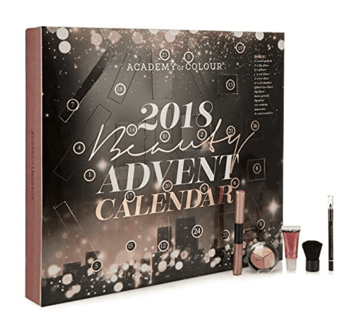 Academy of Colour Beauty advent calendar