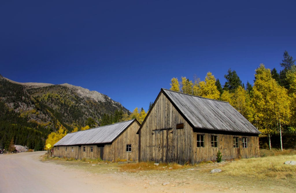 st elmo colorado ghost towns