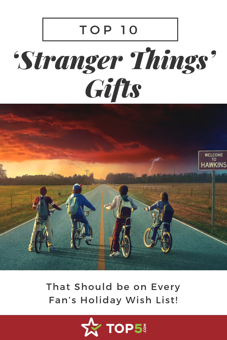top 10 stranger things gifts that should be on every fan???s holiday wish list