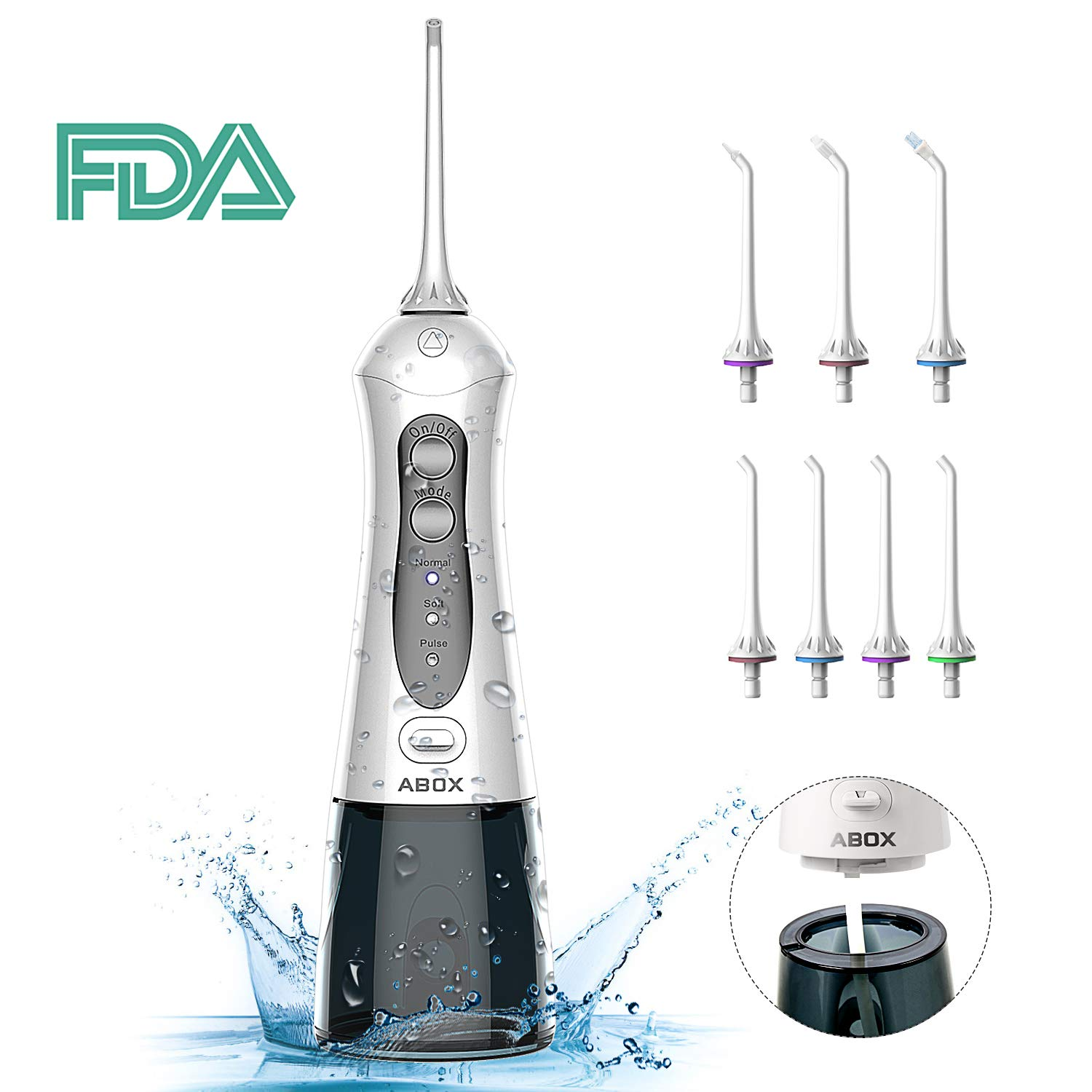 wireless teeth cleaner gifts for healthy teeth