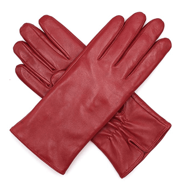womens luxury italian leather gloves are an ultimate gift for mom