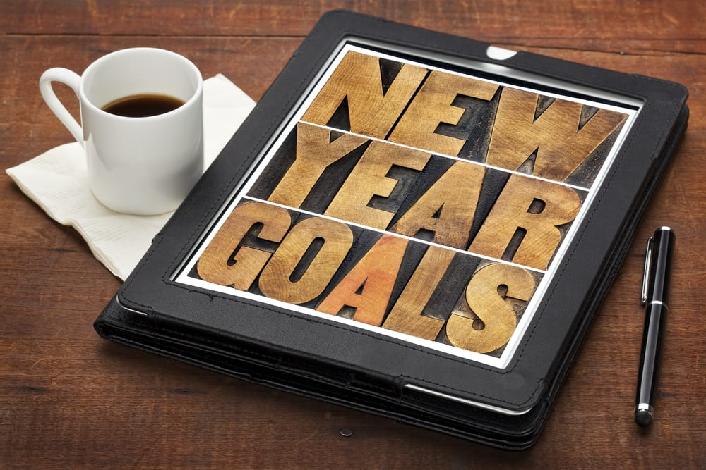Top 5 Tips to Make (and Keep) a New Year's Resolution