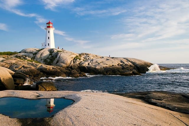 You can see lighthouses on a RoamRight travel insurance protected trip