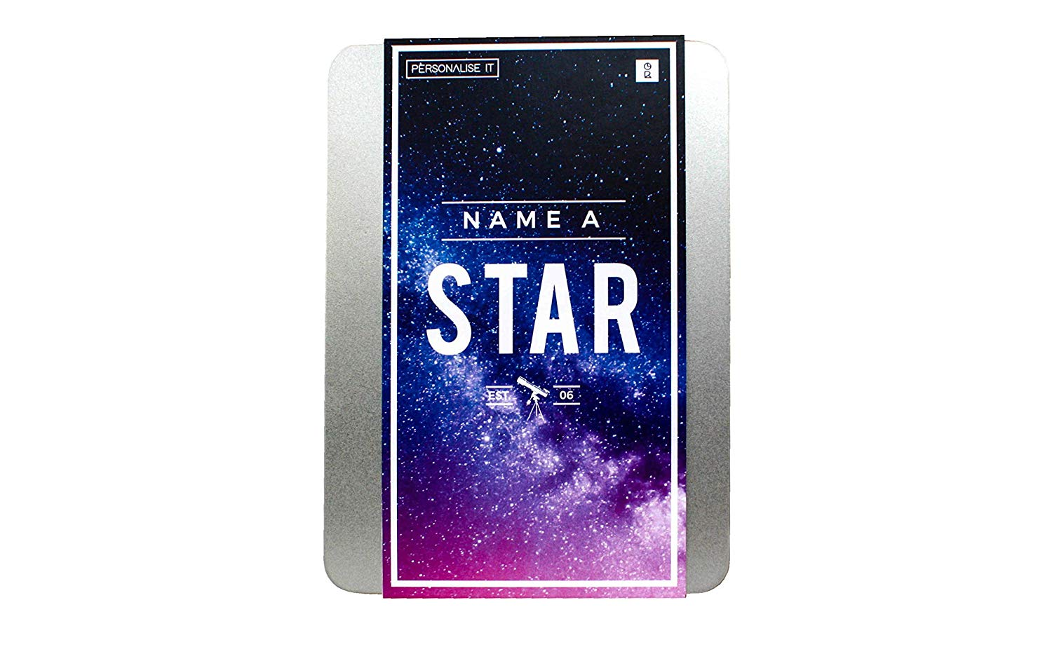name a star gift box