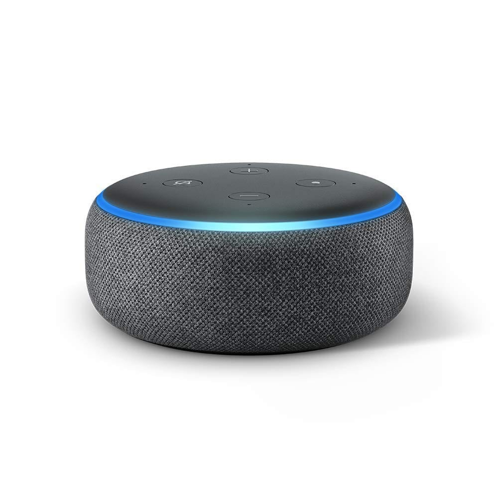 all-new echo dot (3rd gen) - smart speaker - palentines day gifts for guys