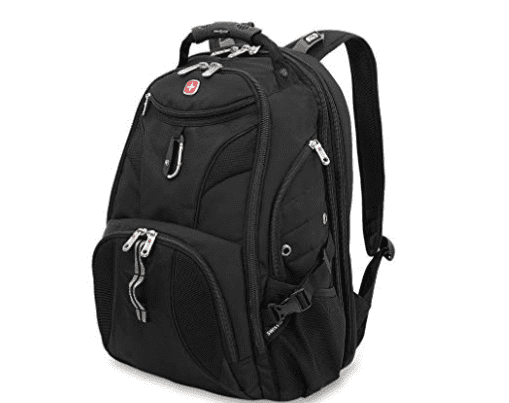 SwissGear is our top choice for a budget-friendly backpack
