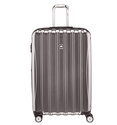 Delsey is the best affordable checked luggage