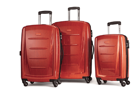 Samsonite makes our favorite luggage set