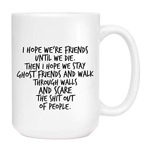 best friend besties coffee mug