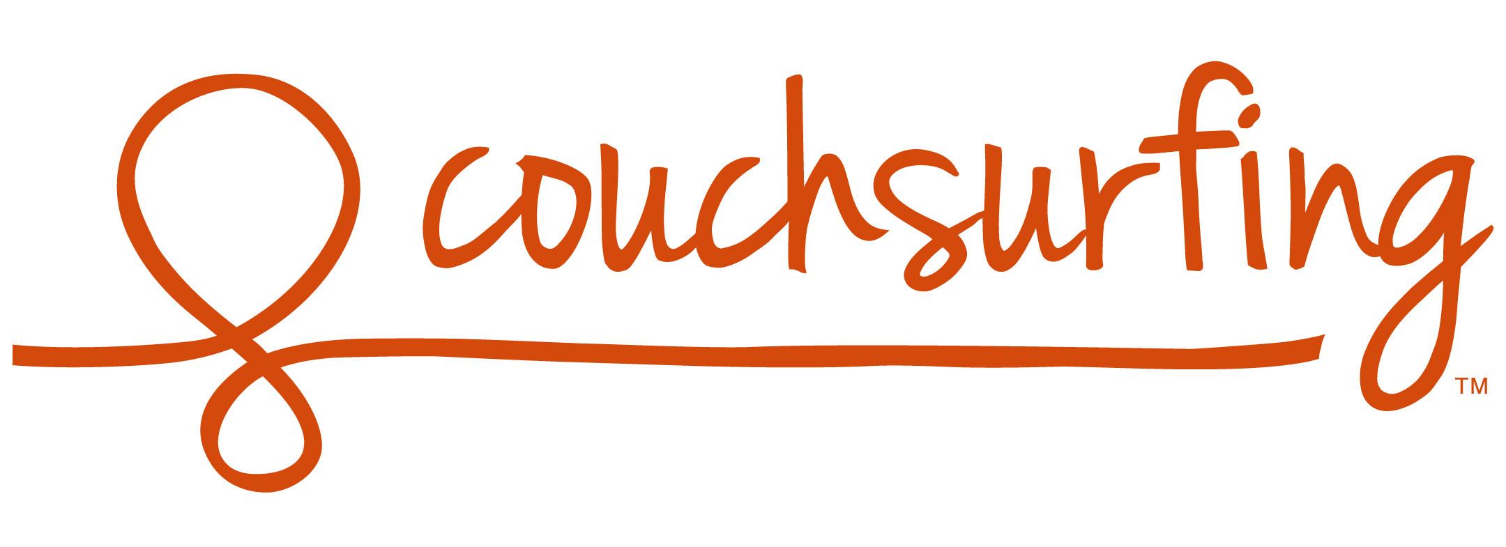 couchsurfing vacation home rental logo