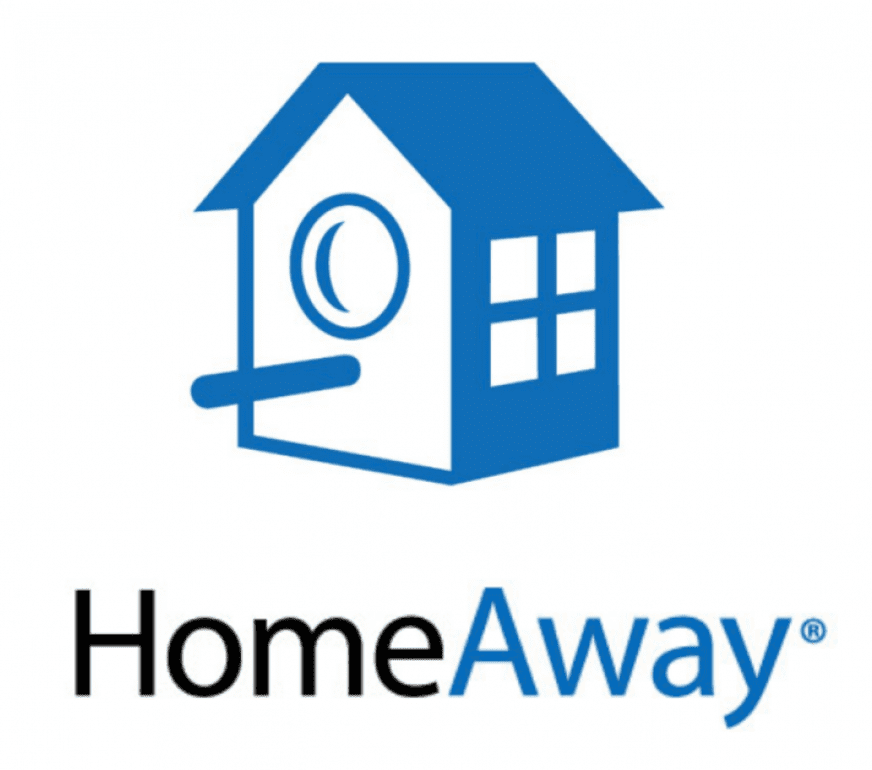 homeaway vacation home rental logo