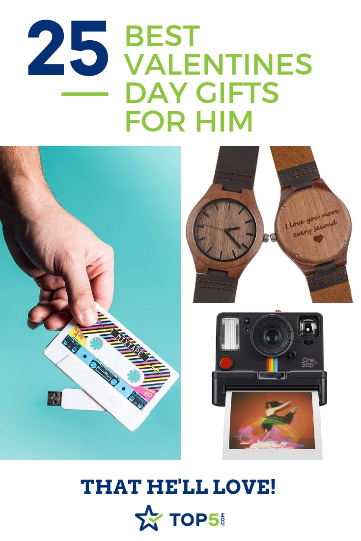 best valentines day gifts for him in 2019