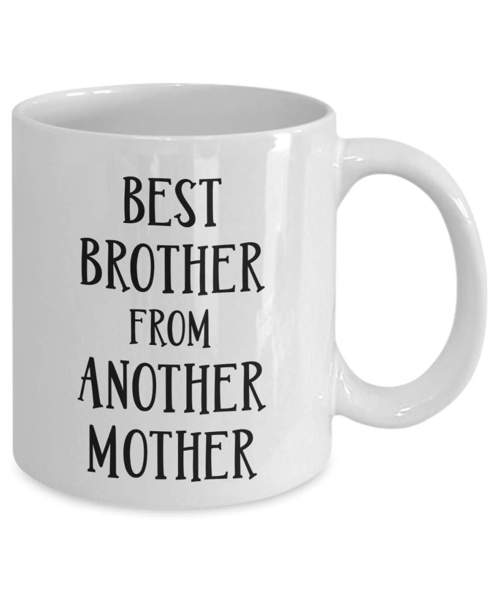 bromance brother from another mother coffee mug