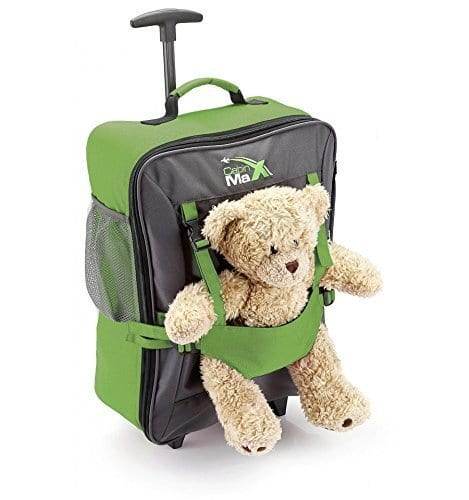 cabin max teddy bear luggage