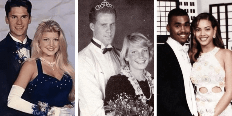 18 Celebrity Prom Pictures You Won't Believe
