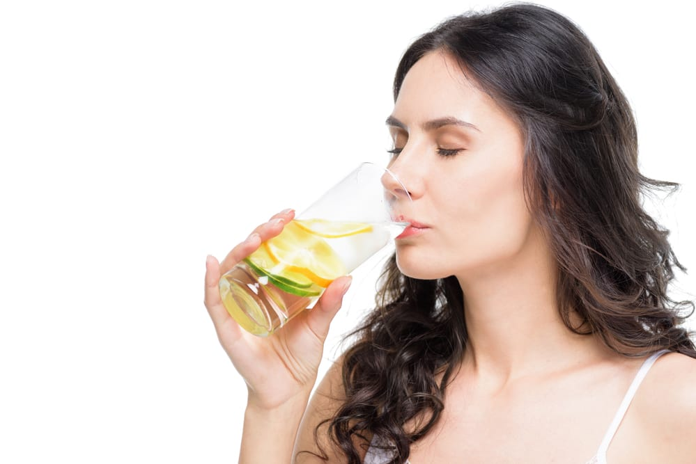 drinking more water should definitely be one of your new years resolutions