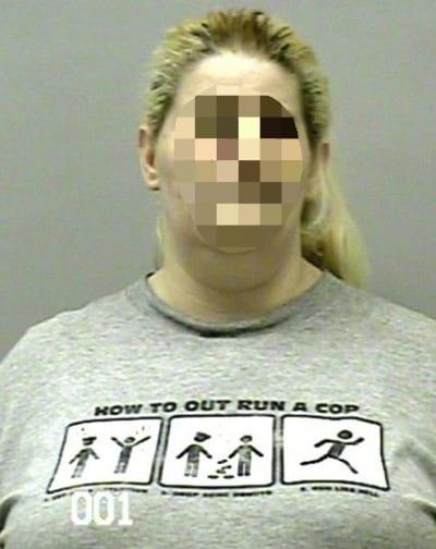 outrun a cop