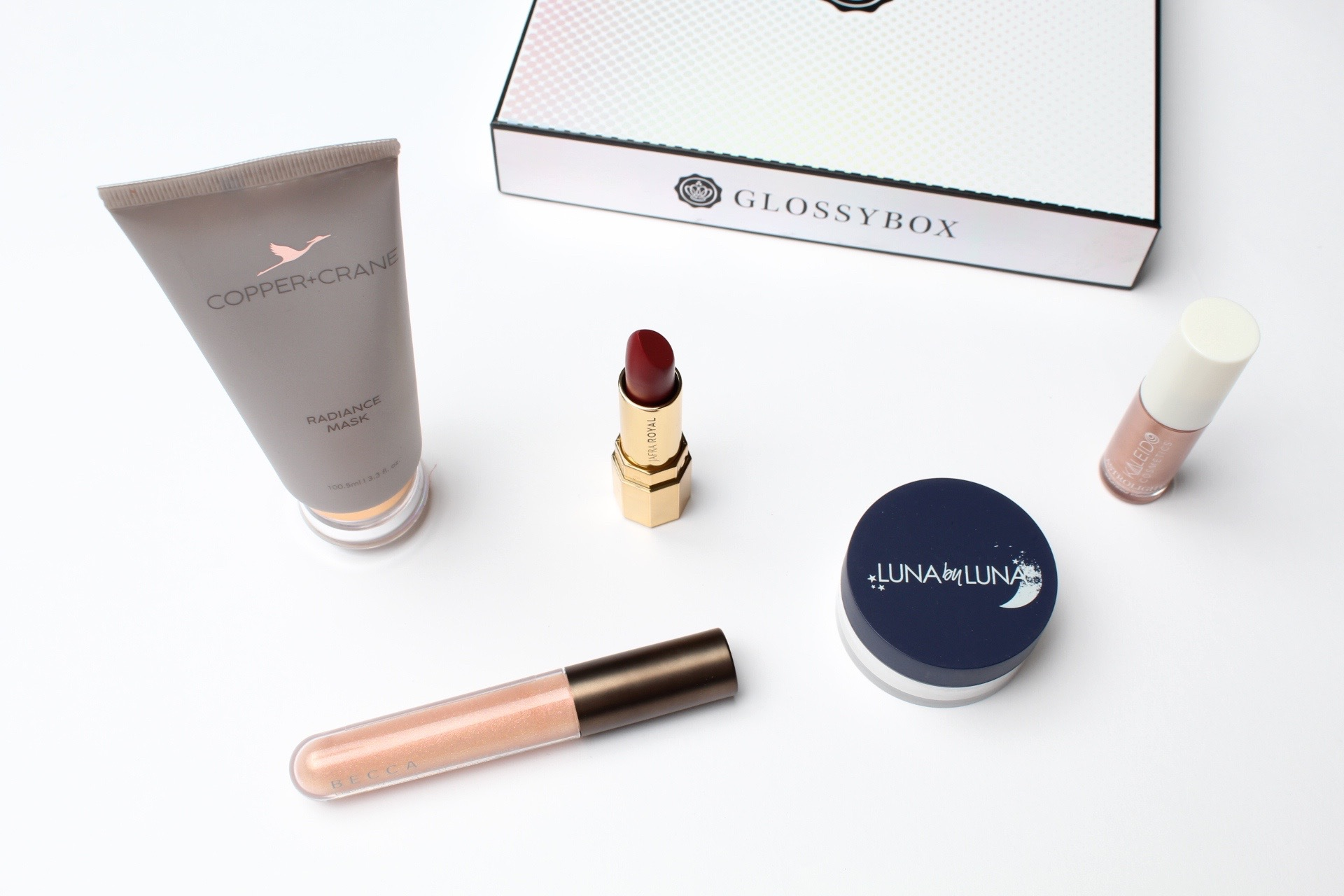 glossy box review