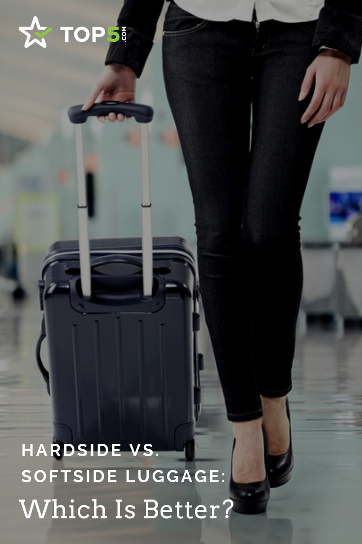 hardside vs. softside luggage. which is better?