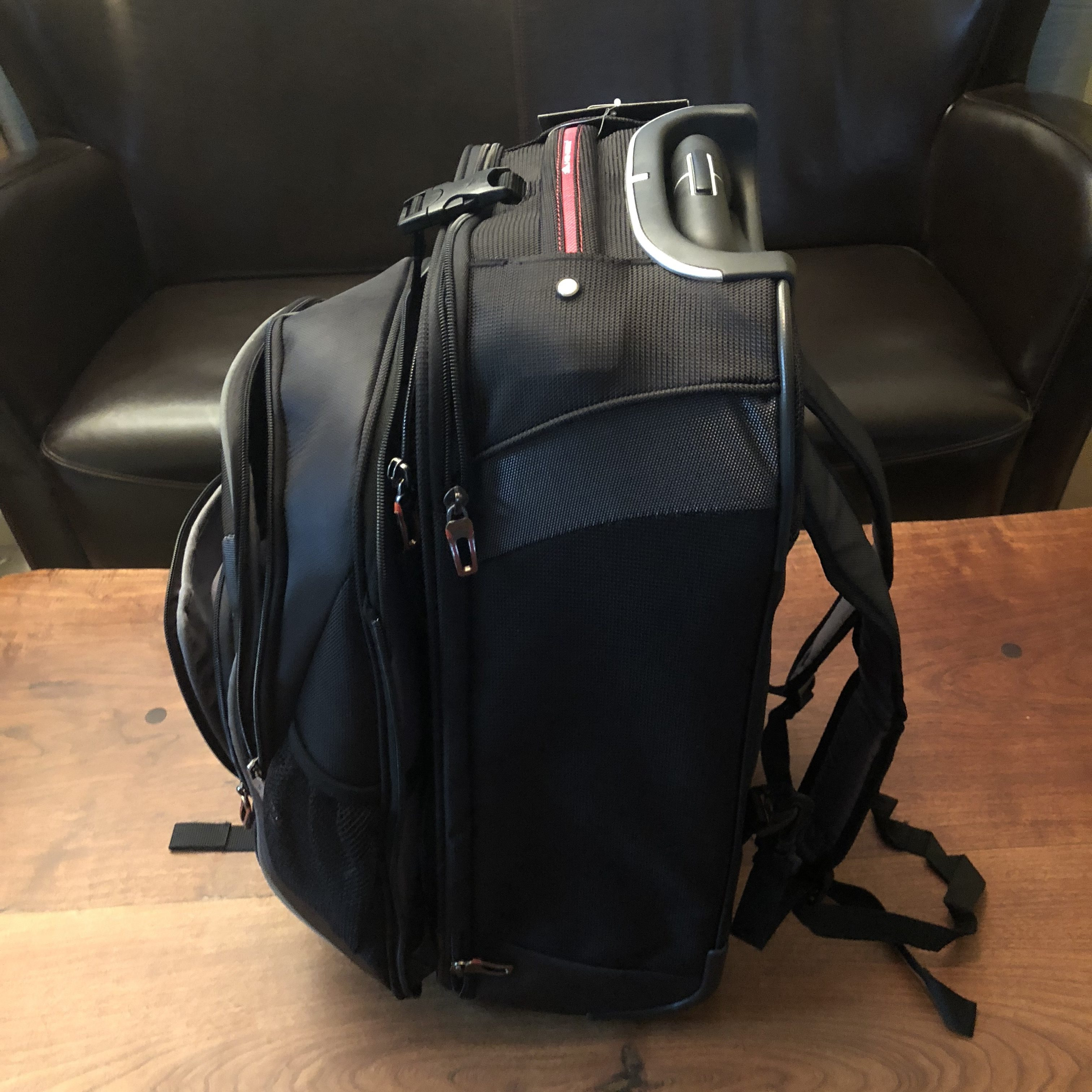 bd0e09339 High Sierra AT7 Carry-On Wheeled Backpack Review - Top5