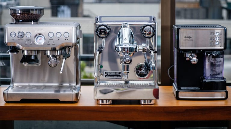 how to choose the best espresso machine