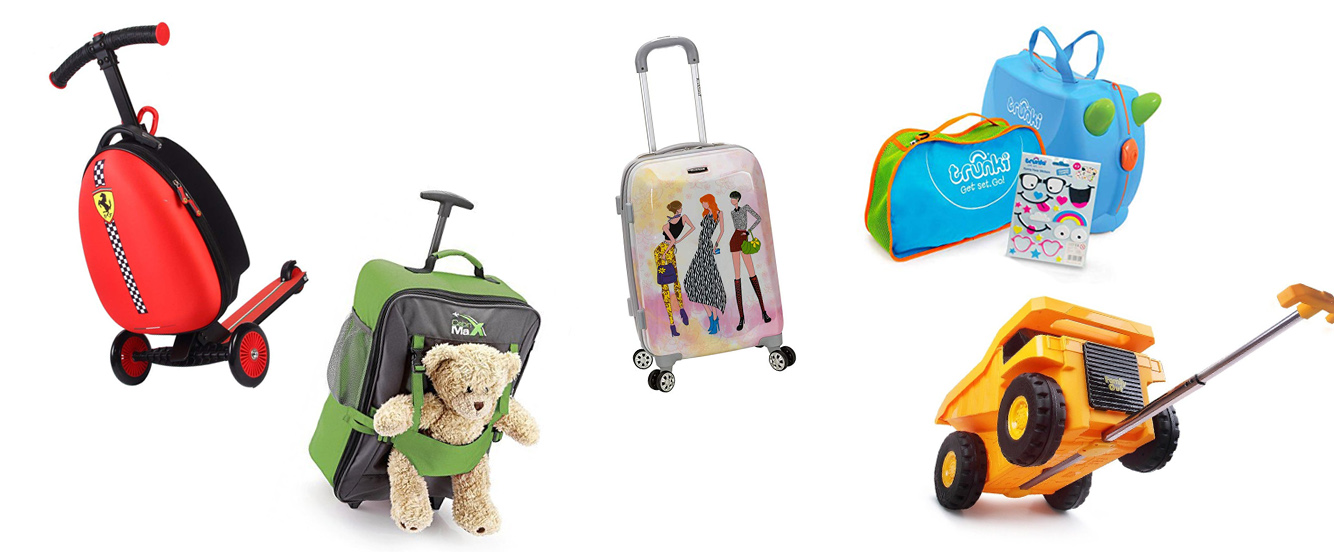 Best kids luggage reviews
