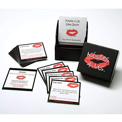kisses 4 us box of fun