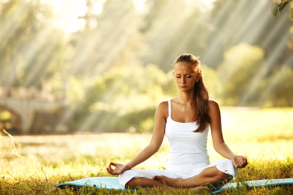 Meditate daily as part of your new year goals