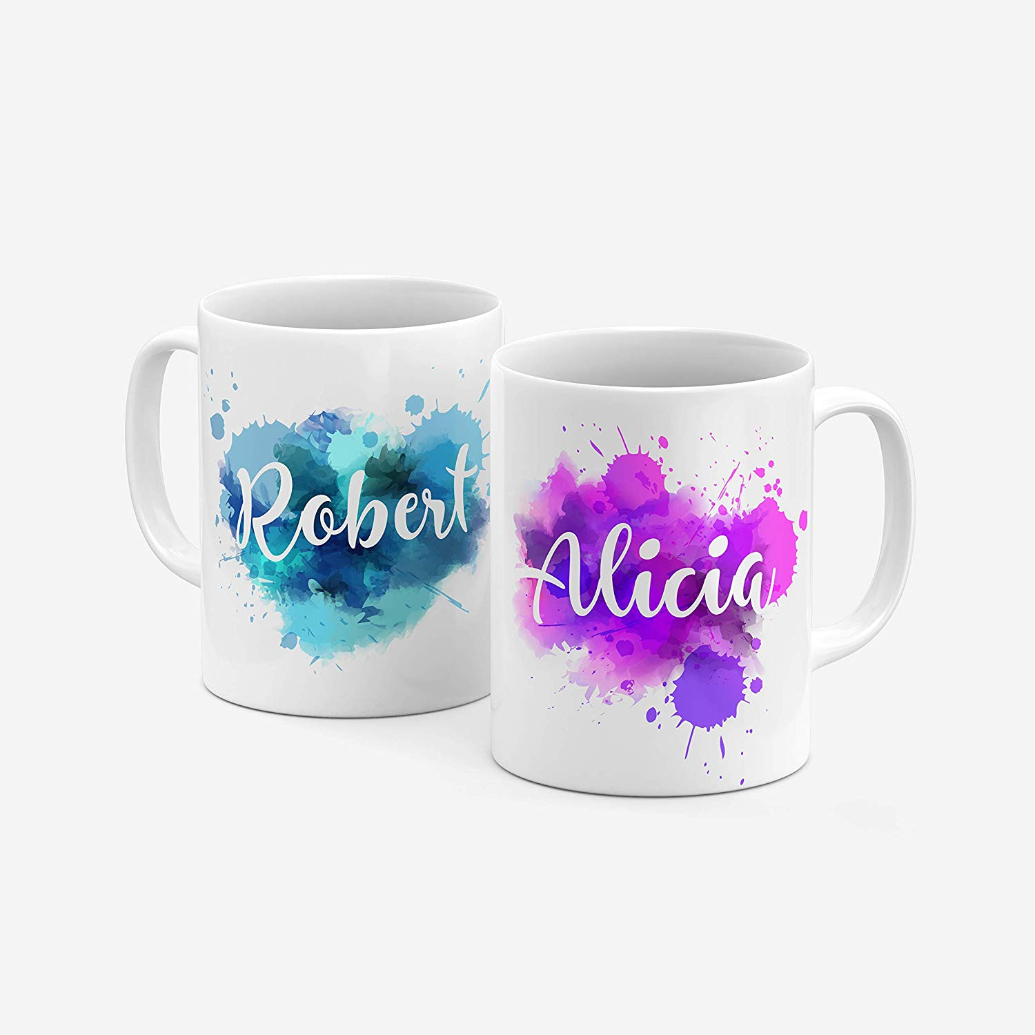 Mr and Mrs Couple Matching Coffee Mug