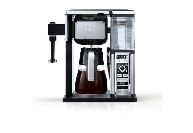 ninja coffee bar glass carafe system best coffee maker