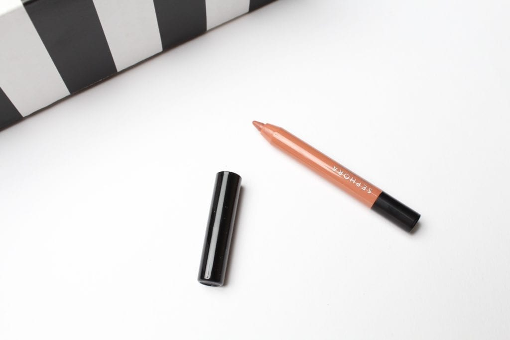 play by sephora lip liner review