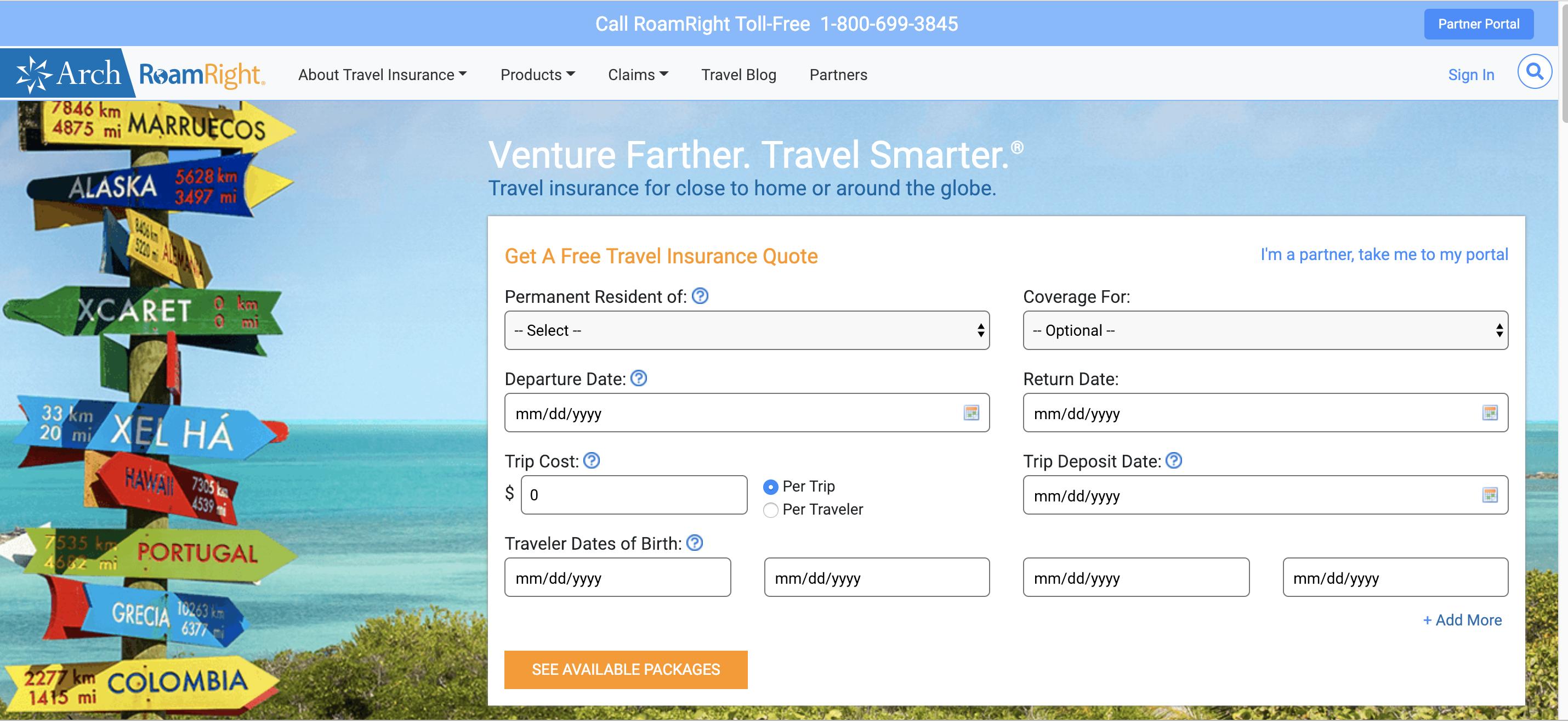 roamright travel insurance review