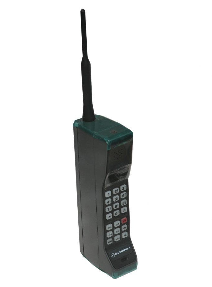 things before the internet cell phone