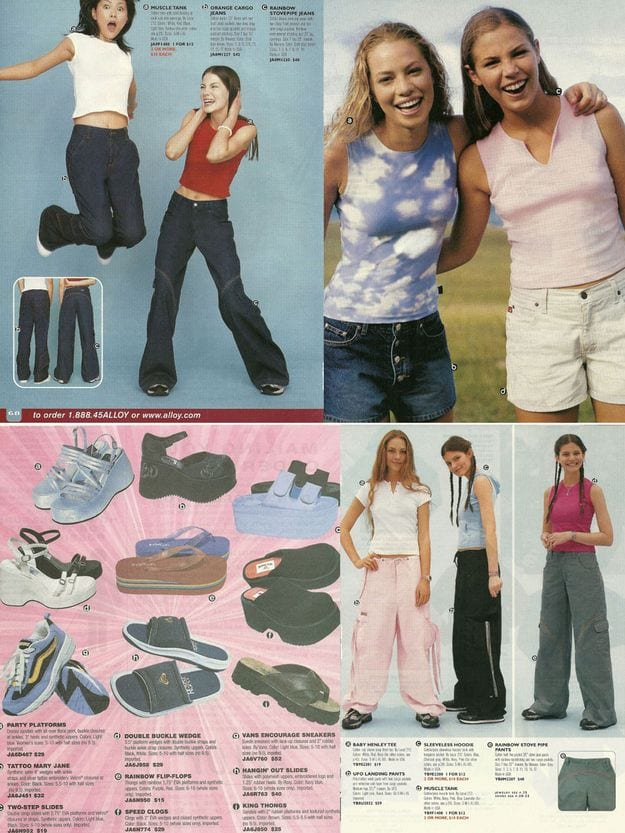 things before the internet clothing catalogs