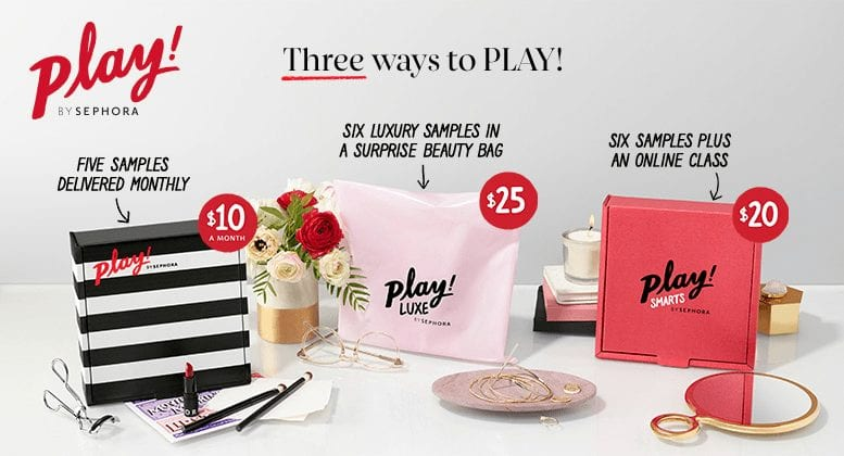 three ways to play