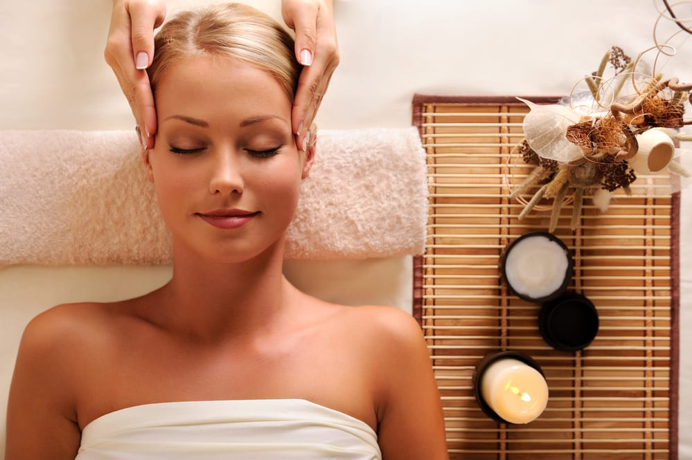 Promise to treat yourself to a pamper day as a new years resolution