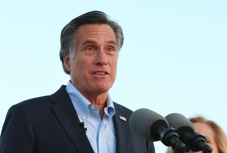 wealthiest politicians mitt romney
