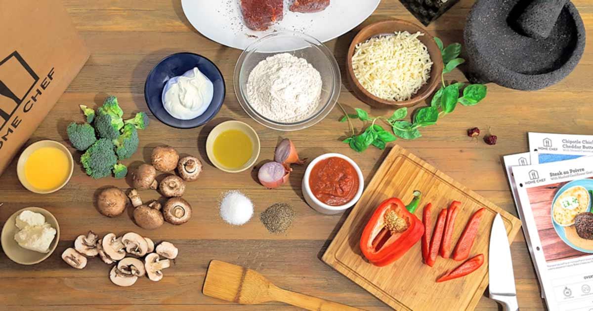 what is the best meal kit delivery service