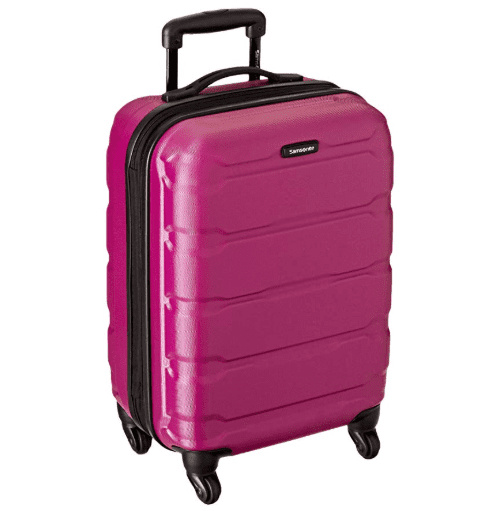 Samsonite's carry on is our top pick for women