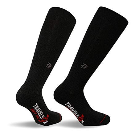 best compression socks for travel travelsox